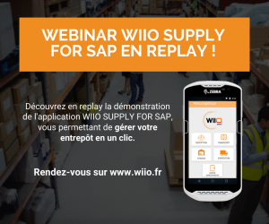 WIIO présente WIIO SUPPLY FOR SAP lors de son webinar
